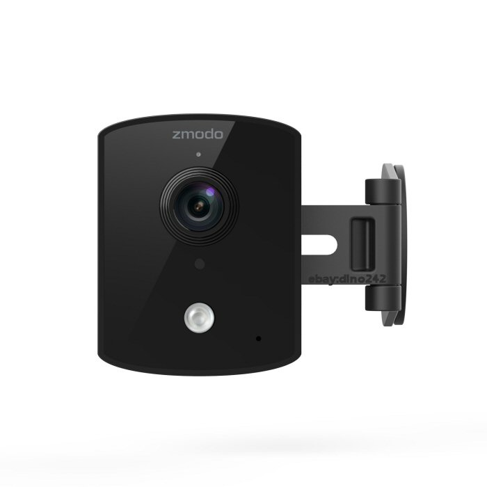 Details about NEW Zmodo 720p Wireless IP Network Audio Indoor Cloud  Security Camera ZH-IXB1D-W